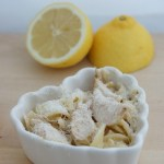 Lemon Chicken and Pasta Recipe