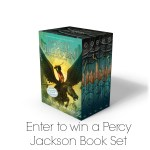 Summer Reading with Riordan (Giveaway)