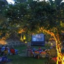 Unique Summer Movie Nights at Rancho Las Lomas