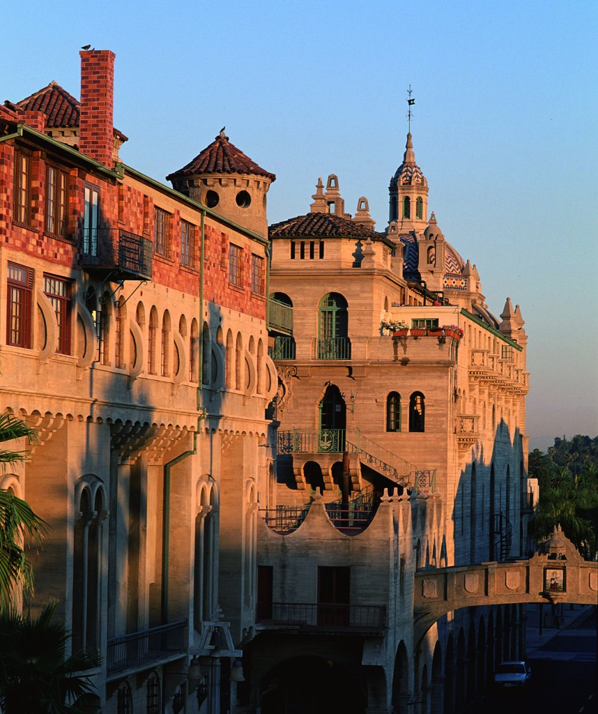 Photo courtesy of The Mission Inn