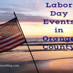 2015 Labor Day Events in Orange County