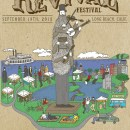3rd Annual Long Beach Folk Revival Festival Schedule of Events