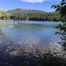 Hiking Around Manzanita Lake