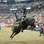 The Professional Bull Riders Return to the Honda Center