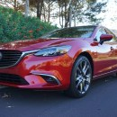 Comfortable Carpool Sedan: Mazda 6 Grand Touring