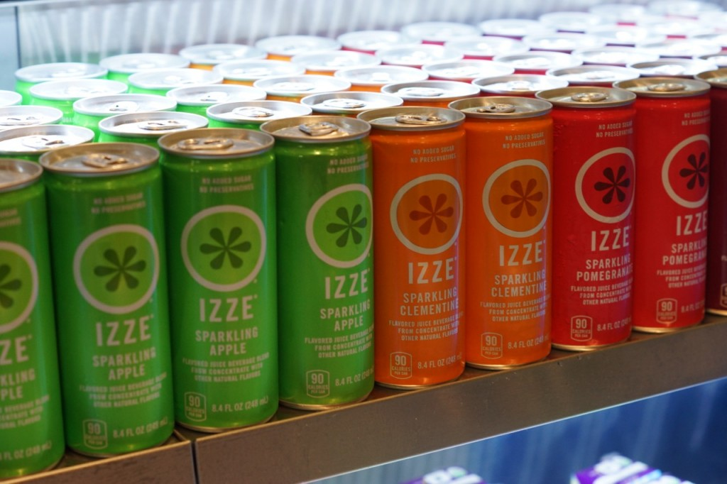 Izze at Bean Sprouts #DiscoveryCubeMoms