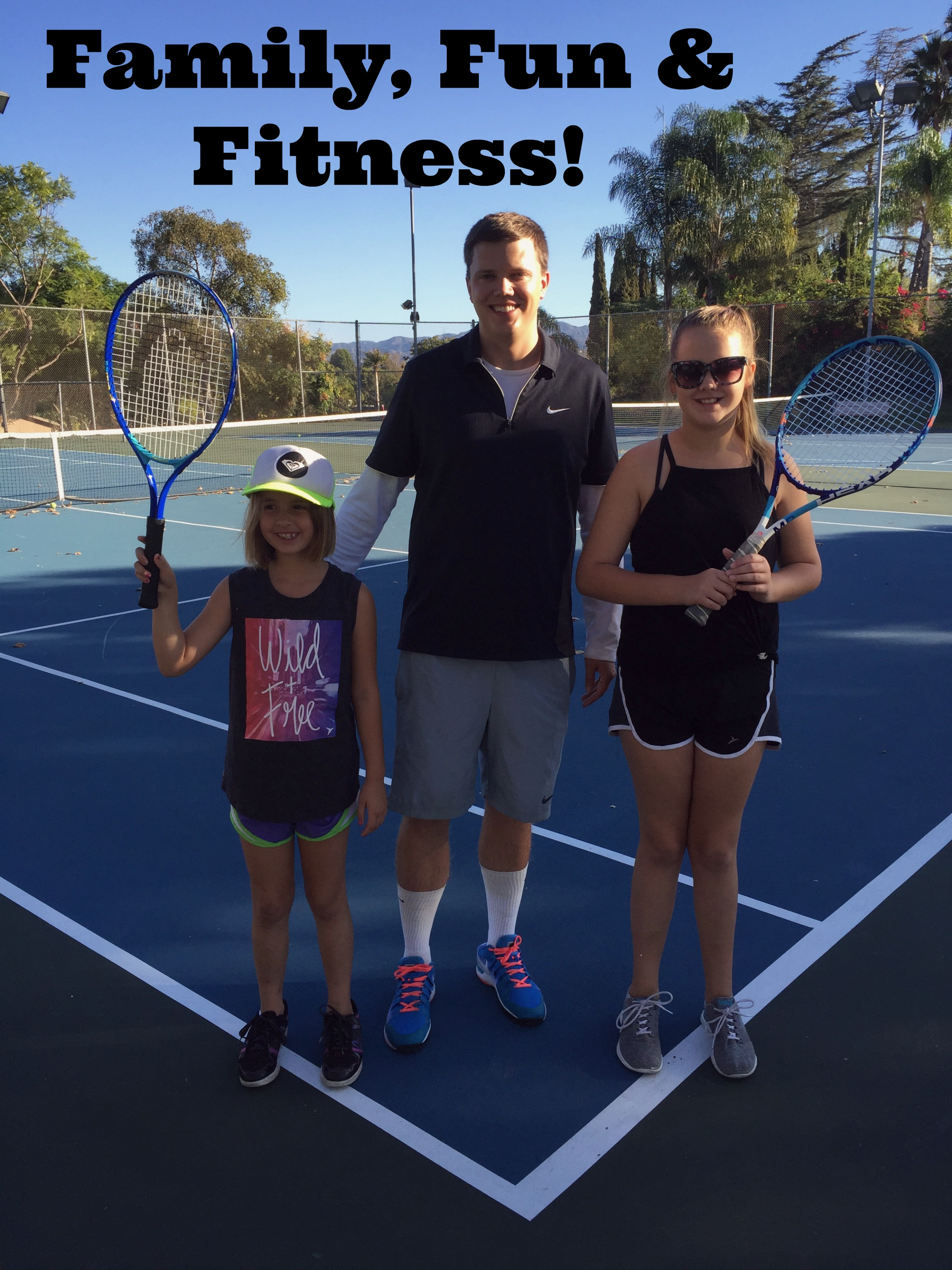 Learning how to play tennis with Play Your Court