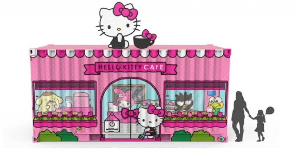 Photo courtesy of Sanrio