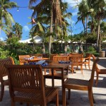 Pizza by the Sea at Bella Napoli Pizzeria in the Turks and Caicos