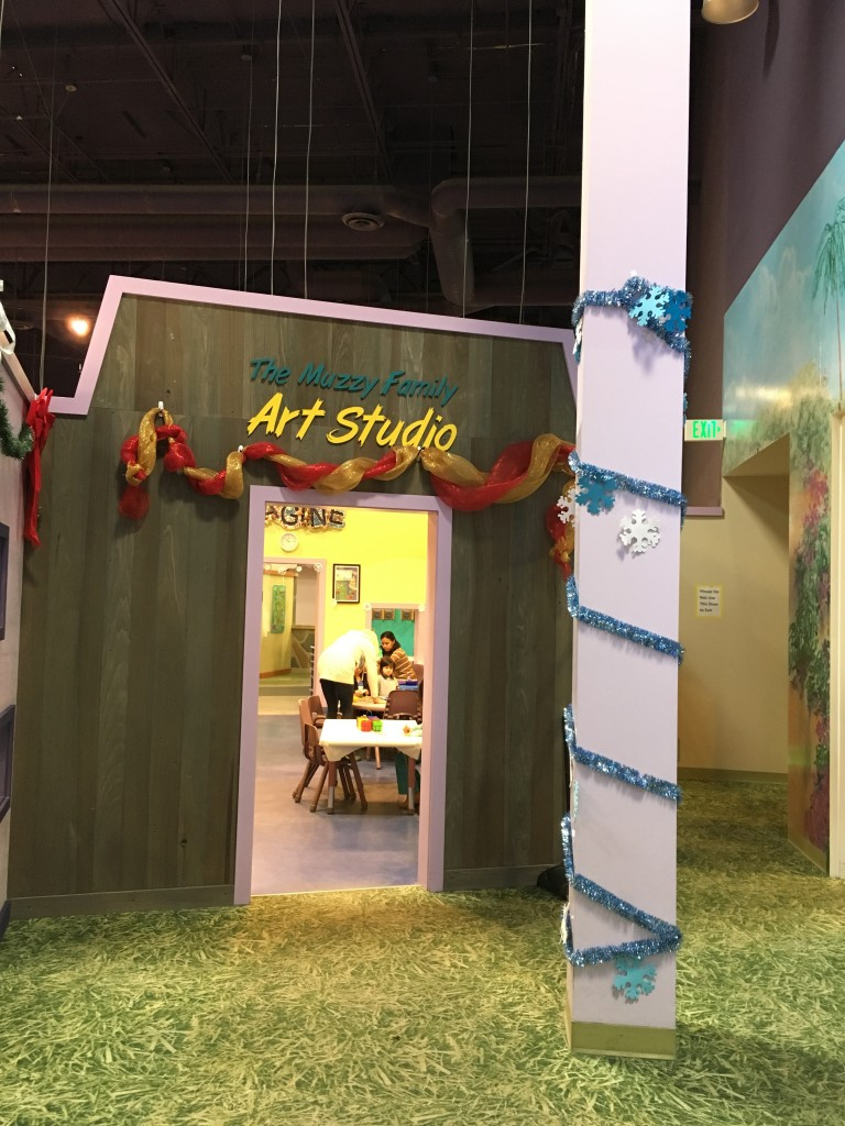 The Pretend City Art Studio