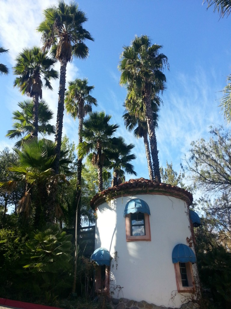 Building at Rancho Las Lomas