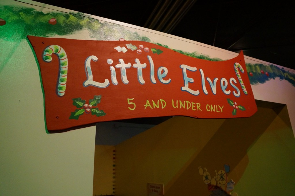 Little Elves at Discovery Cube OC
