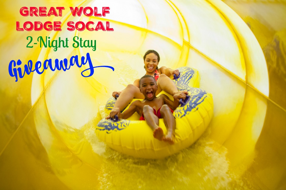 Great Wolf Lodge SoCal Giveaway