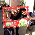 It's Grinchmas at Universal Studios
