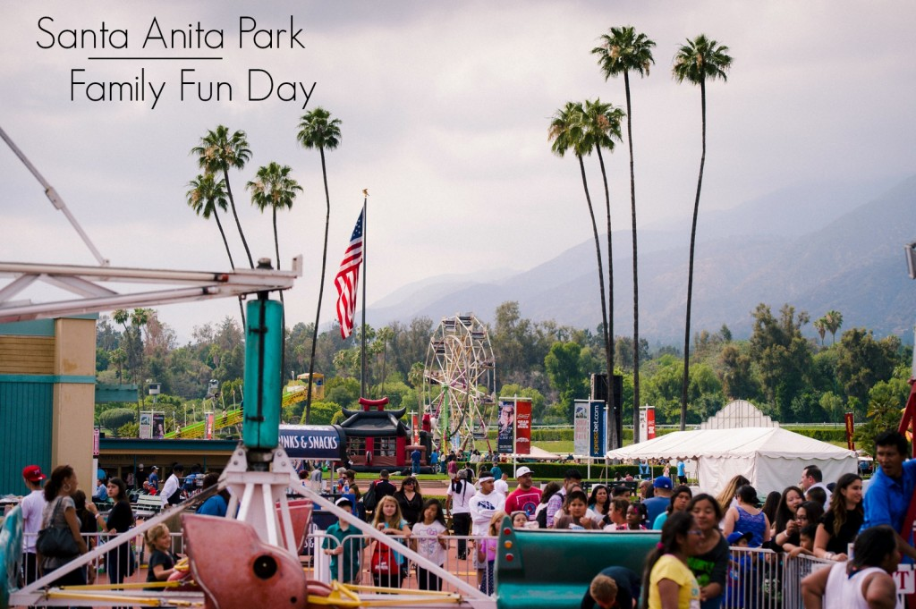 Santa Anita Park Family Fun Day