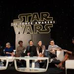 Cast of 'Star Wars The Force Awakens' Share their Terrifying Moments When Making the Film