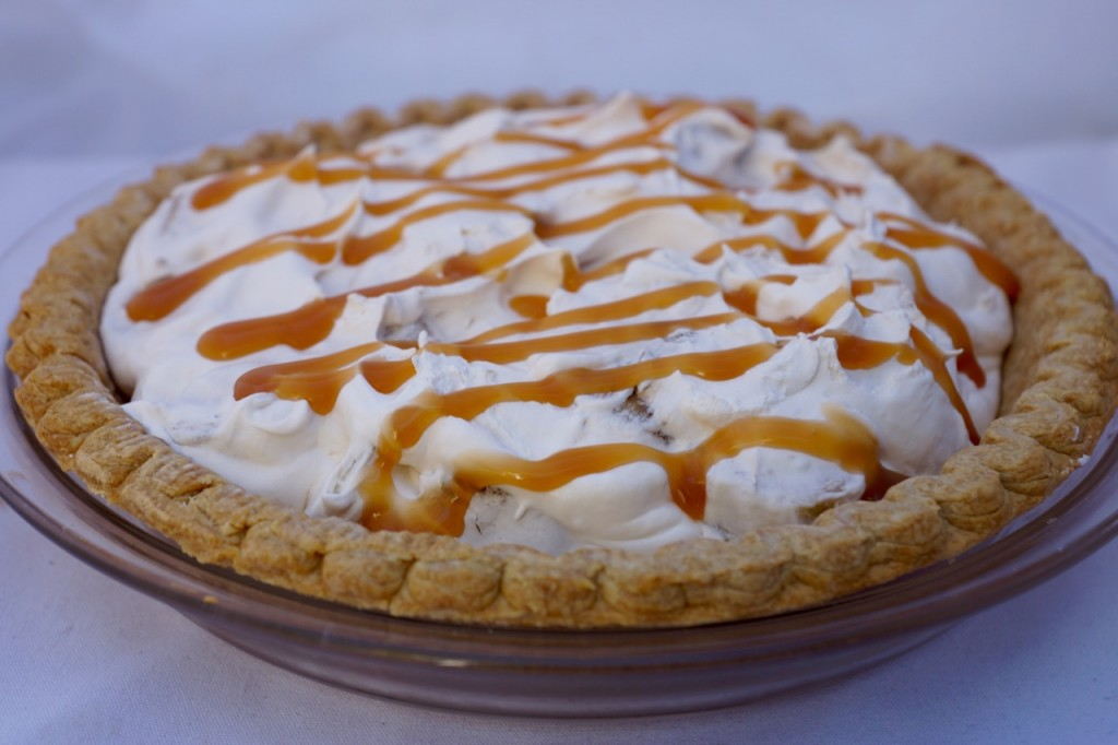Banana Caramel Cool Whip Pie