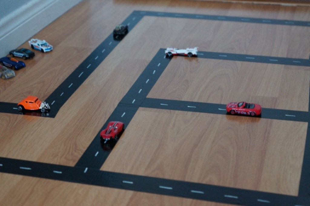 How to make your own hot wheels track