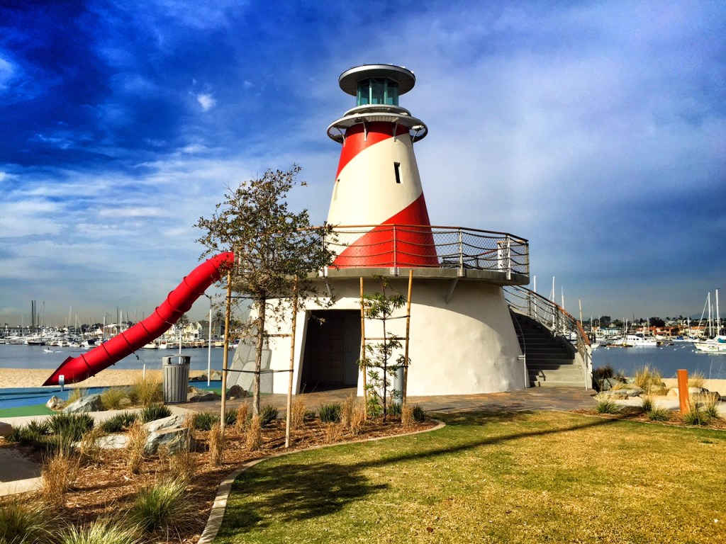 Lighthouse Slide