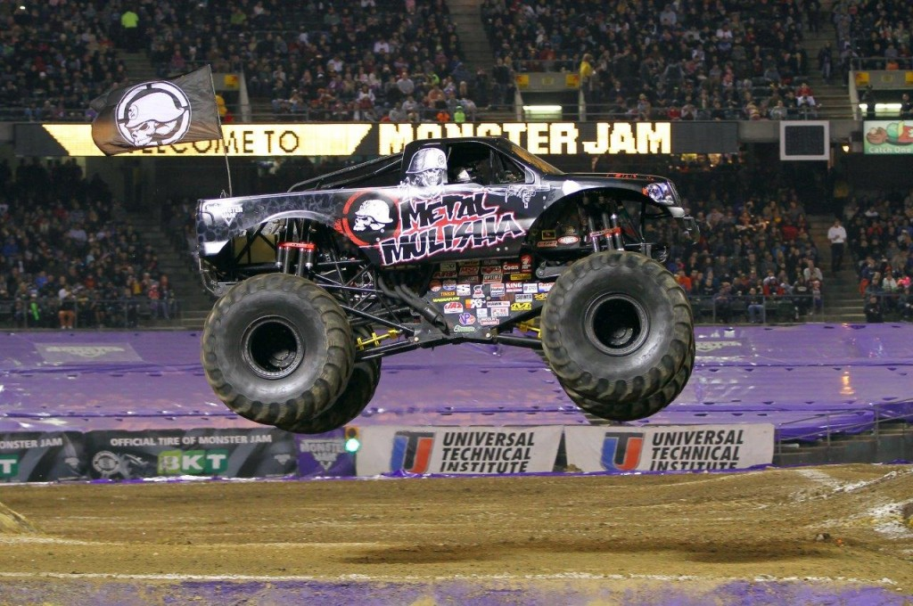 Metal Mulisha Flying