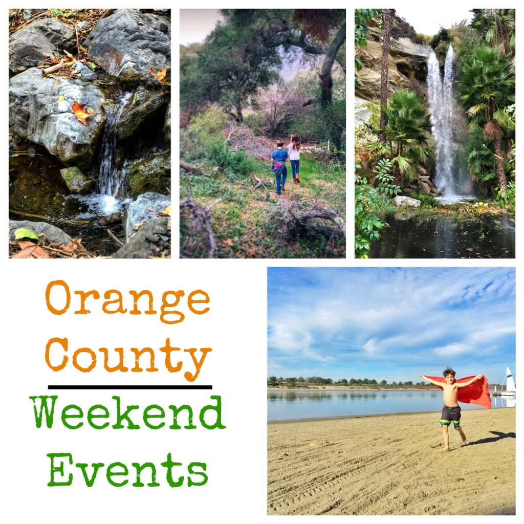 Orange County Weekend Events