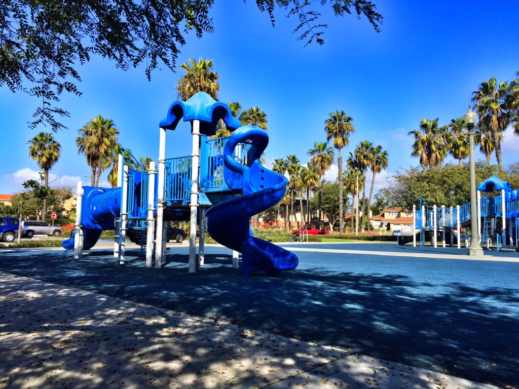 Park in Huntington Beach