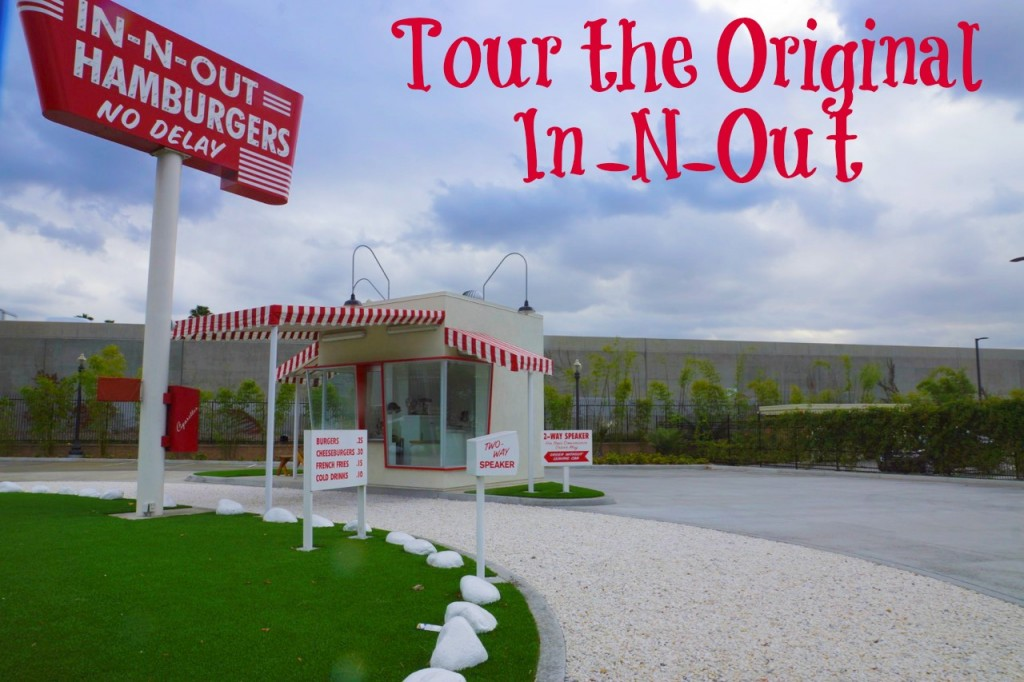 Tour the Original In-n-out