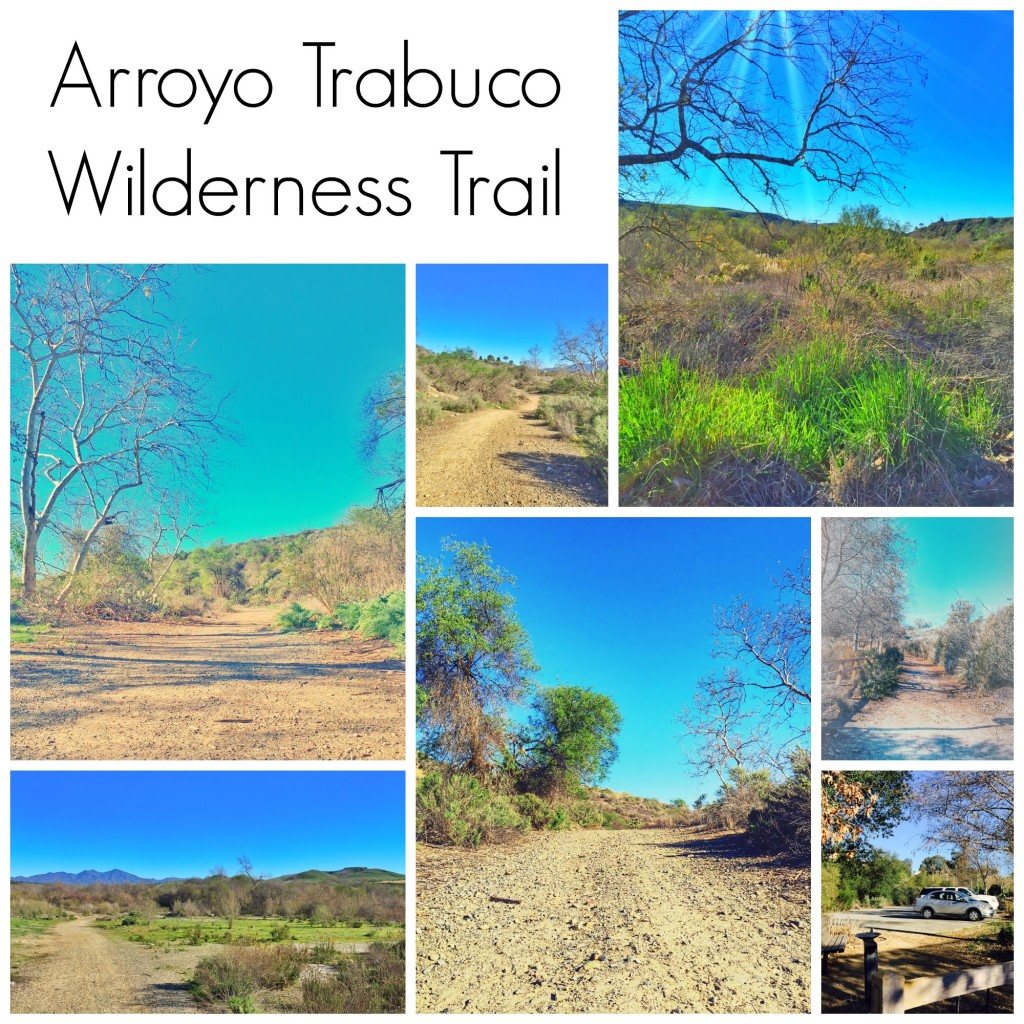 Arroyo Trabuco Wilderness Trail