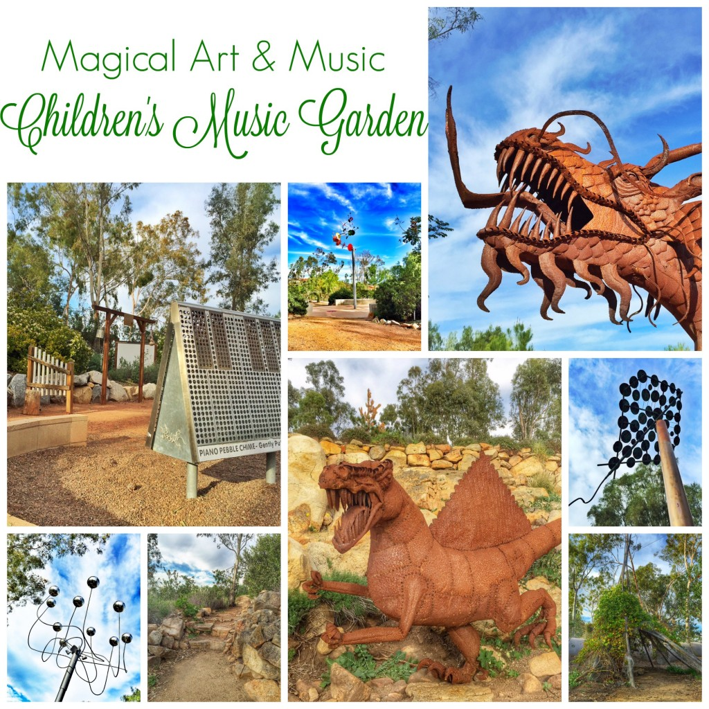 Children's Music Garden at Alta Vista Gardens