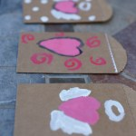 Teeny Tiny Valentine's Day Card Kit