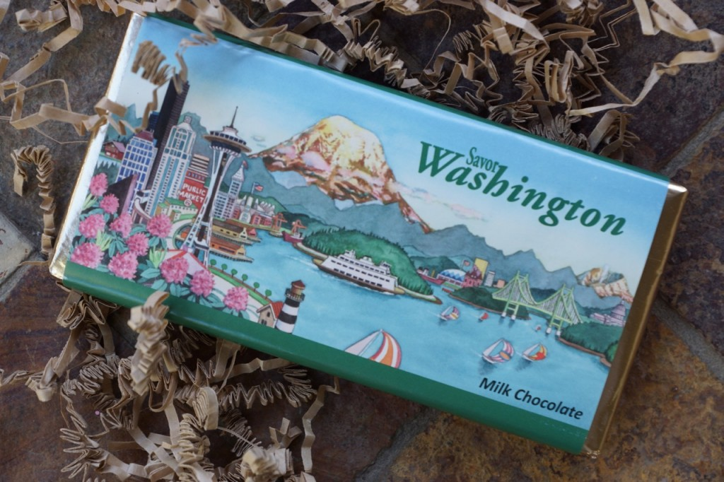 Chocolates from Seattle