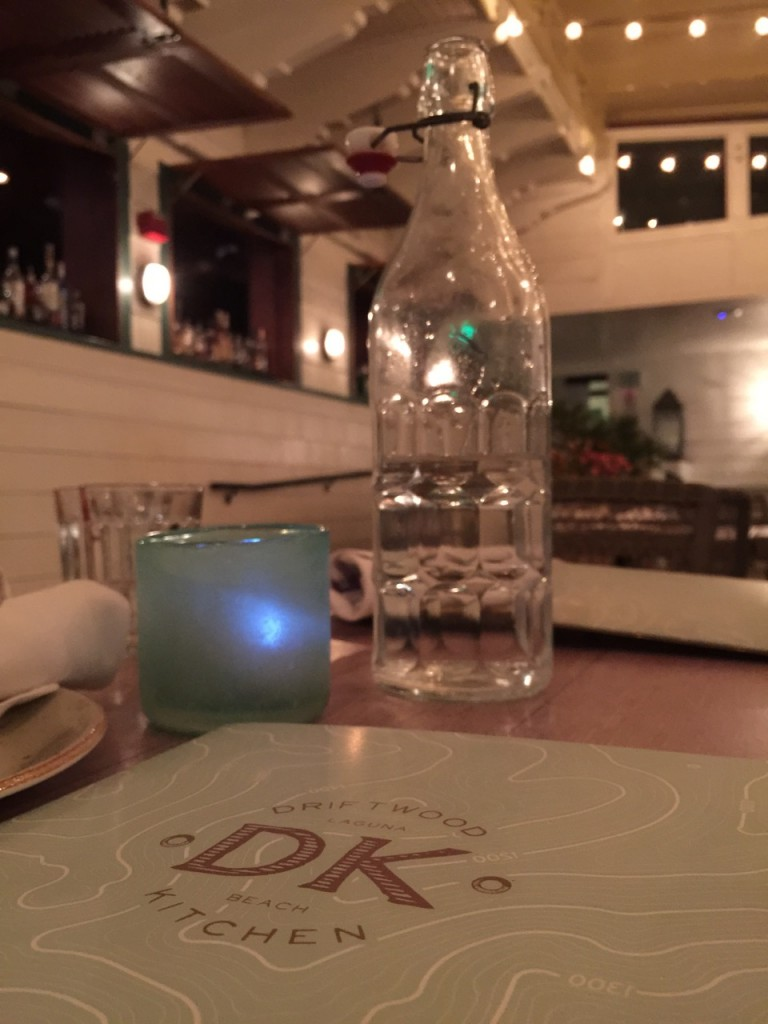 Family dining at Driftwood Kitchen