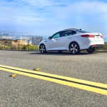 Not Your Traditional Mid-Size Vehicle: The Kia Optima SX Turbo