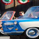 Creating Luigi's Rollickin' Roadsters at Disney's California Adventure Park