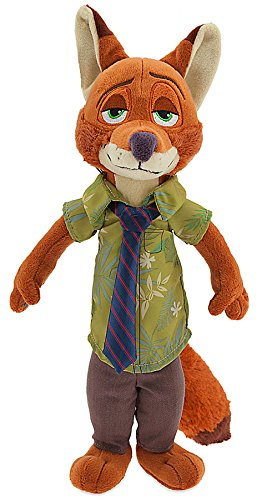 Nick Wilde Plush