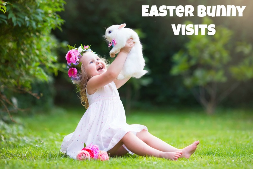 OC Easter Bunny Visits