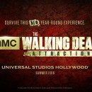 The Zombie Apocalypse is Happening at Universal Studios Hollywood
