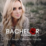 Exclusive The Bachelor Viewing Party with Amanda Stanton
