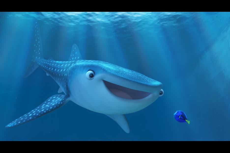 They are back with Finding Dory
