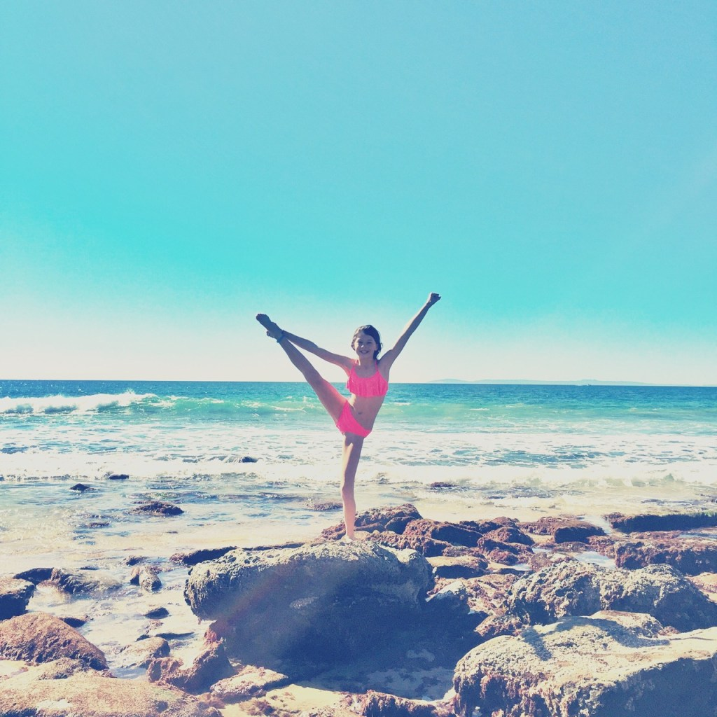 Yoga in Laguna Beach