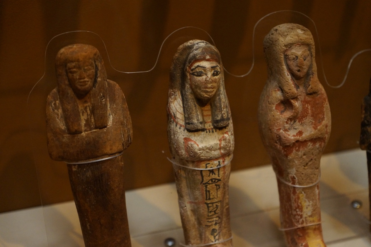 artifacts from egypt