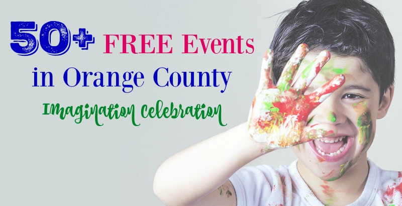50+ free Events in Orange County