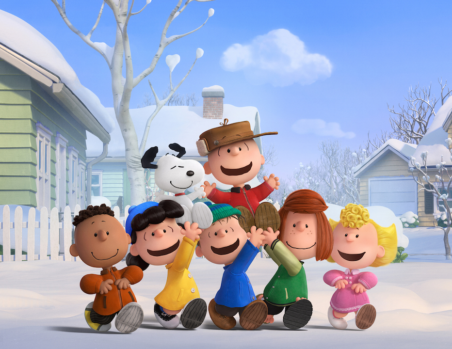 Celebrating Friendship in Peanuts Movie