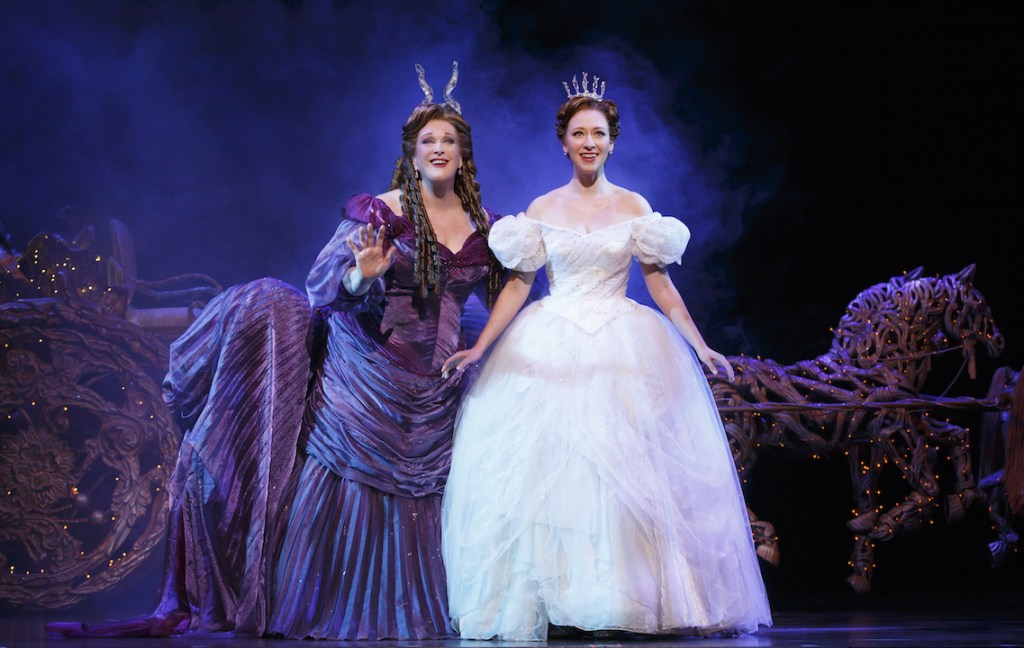 Liz-McCartney-and-Kaitlyn-Davidson-from-the-Rodgers-Hammersteins-CINDERELLA-tour-photo-by-Carol-Rosegg