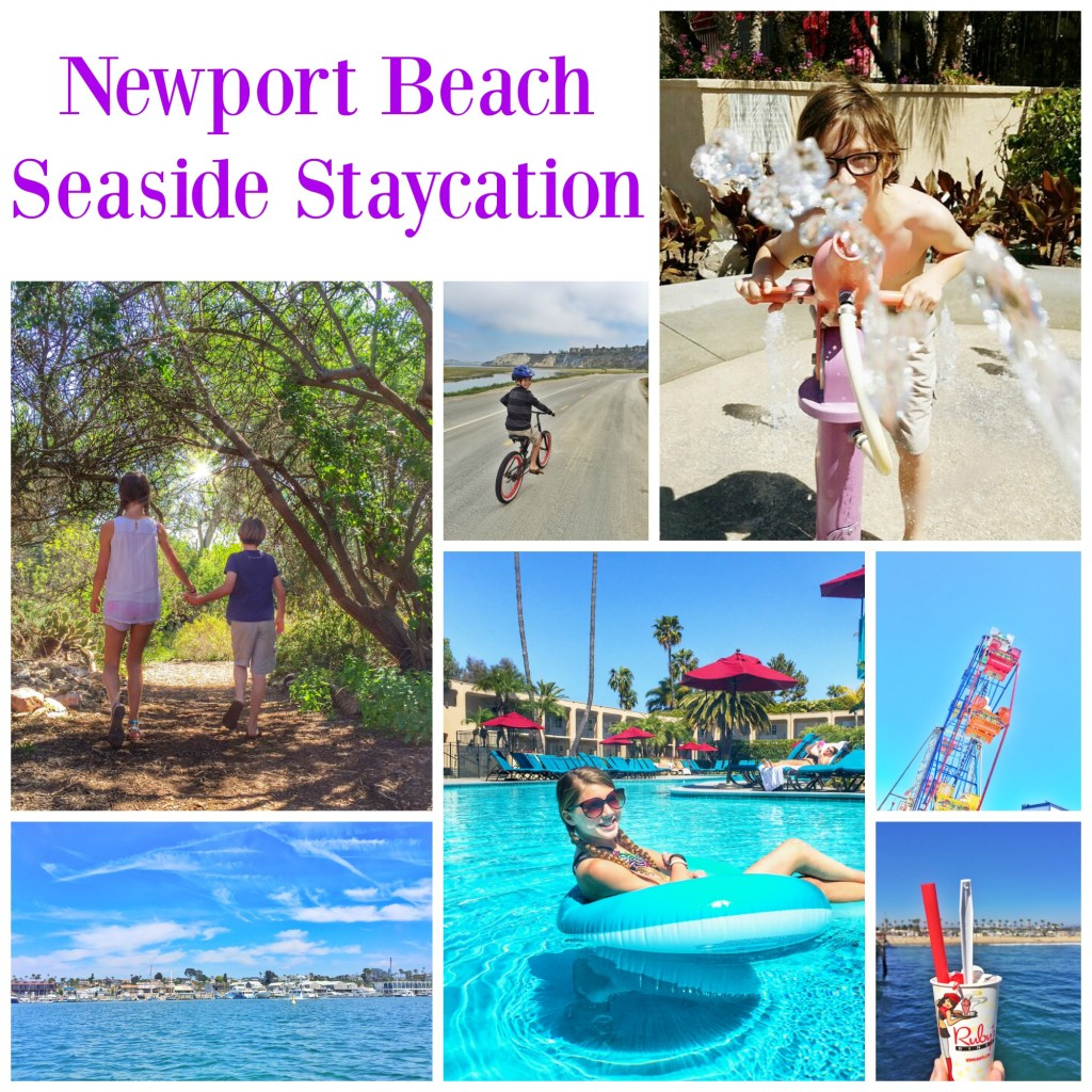 Newport Beach Seaside Staycation