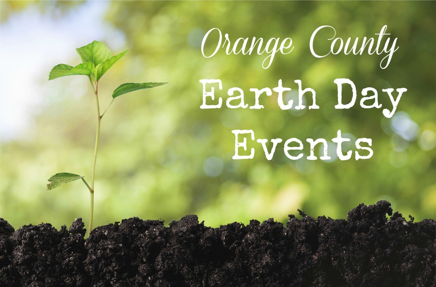 Orange County Earth Day Events