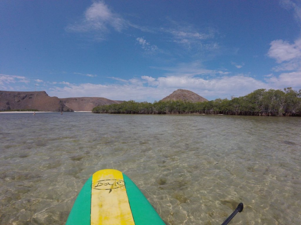 Best Place to SUP in Mexico