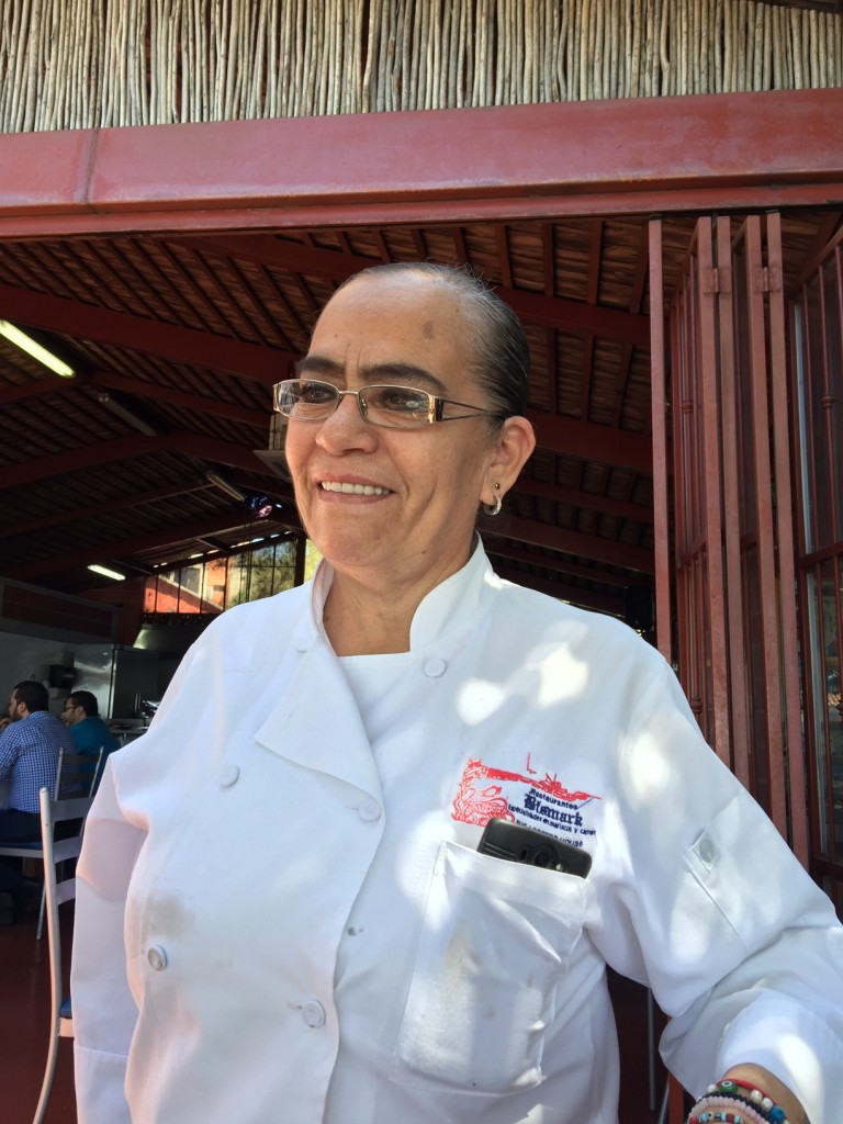 Chef and Owner of Bismarkcito in La Paz