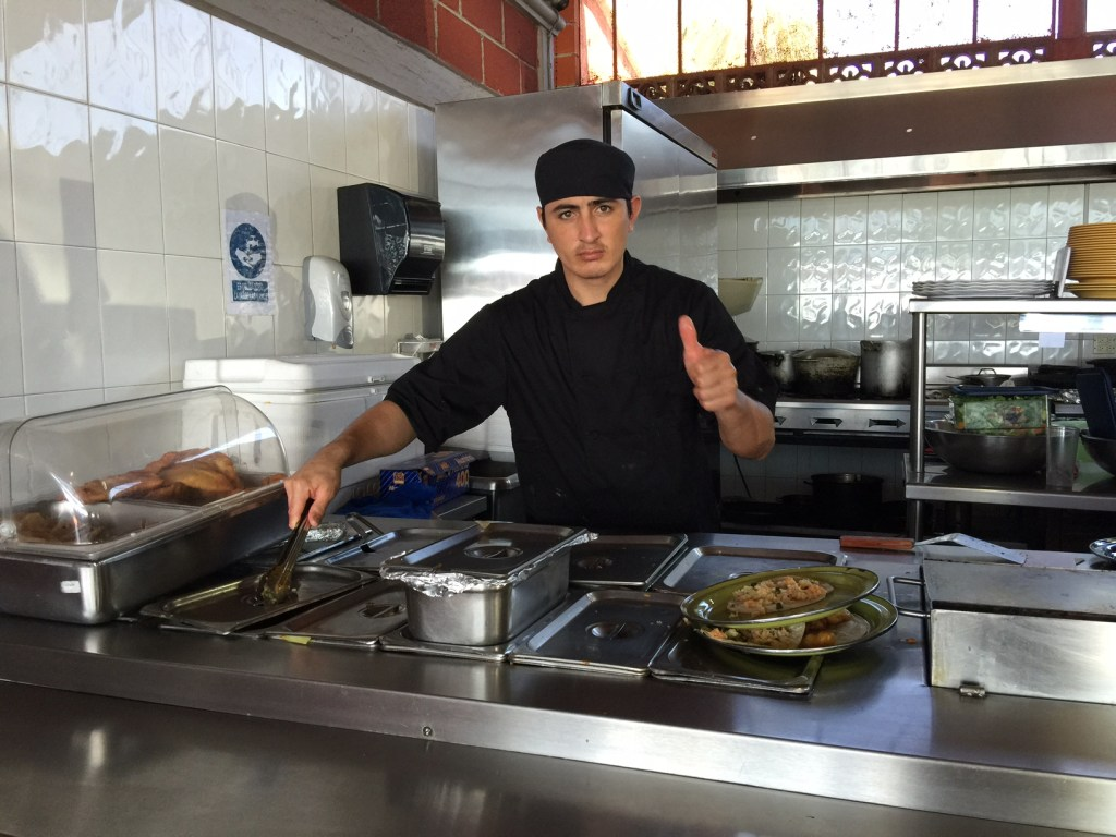 Chef at Bismarkcito in La Paz