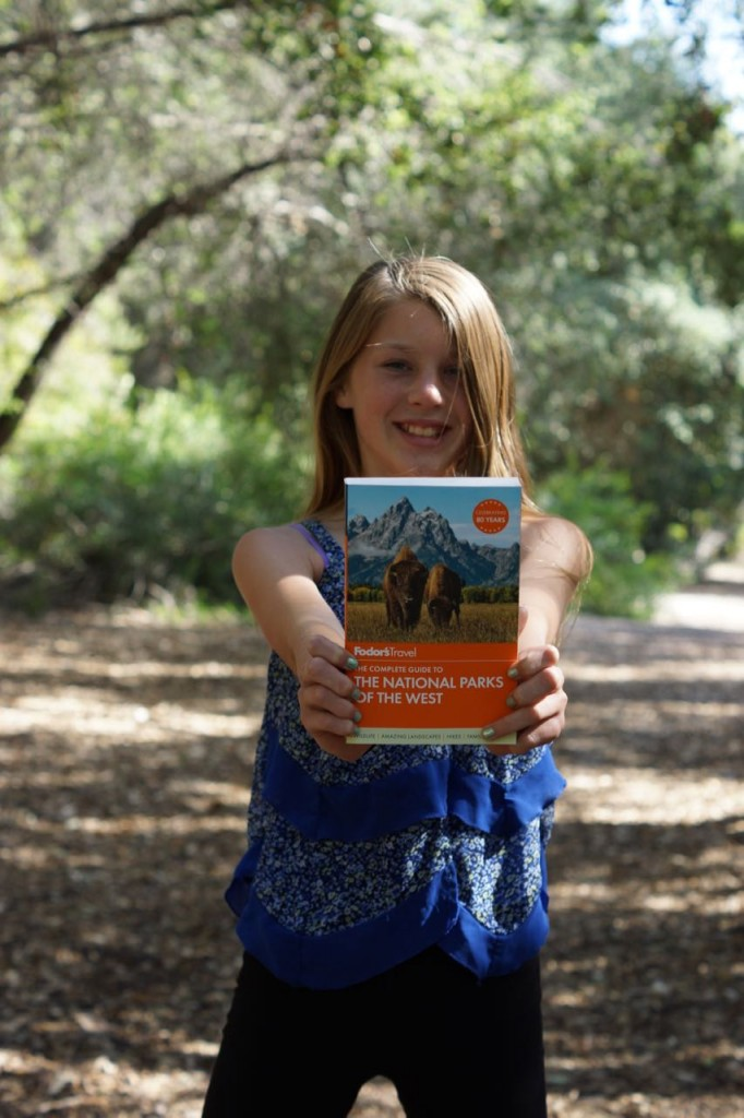 Exploring National parks with Fodor